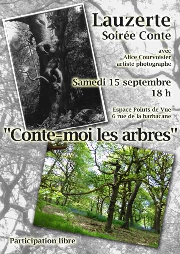 Conte-moi les arbres avec l'artiste Alice Courvoisier72dpi